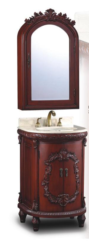12 Inch To 29 Inch Wide Vanities Ornate Sink Vanity Antique Style Vanity
