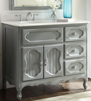 Peachy 30 Inch To 48 Inch Vanities Single Bathroom Vanities Best Image Libraries Sapebelowcountryjoecom