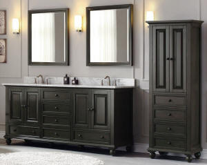 Double Sink Vanities Large Bathroom Vanities Double Sink Cabinets