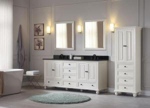 Marvelous 50 To 59 Inch Vanities Makeup Sink Vanity Large Sink Vanity Download Free Architecture Designs Rallybritishbridgeorg
