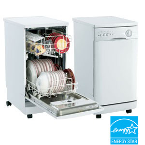 Small Apartment Dishwasher - Interior Design