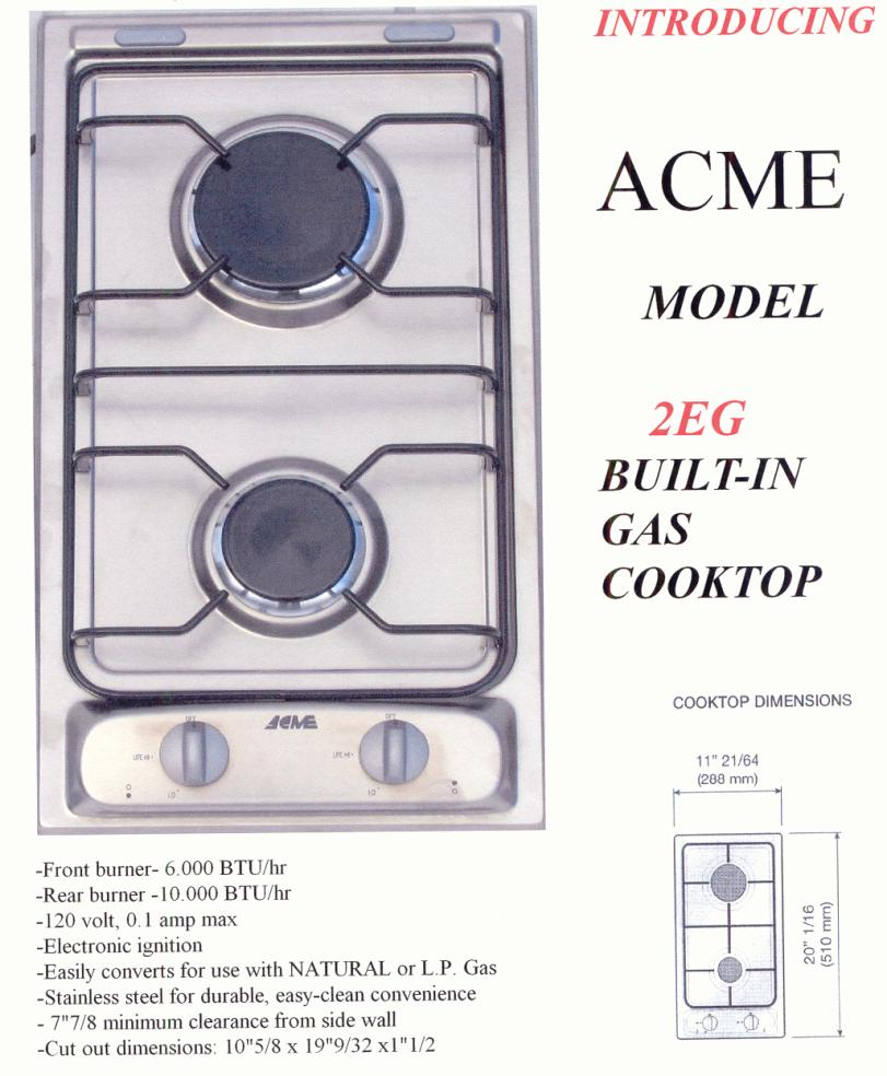 Amazing Note: Custom Made Compact Kitchens Can Ship With Either Electric Or Gas  Cooktops. Specify If You Want A 110 Volts Or A 220 Volts Electric Cooktop  At Time Of ...