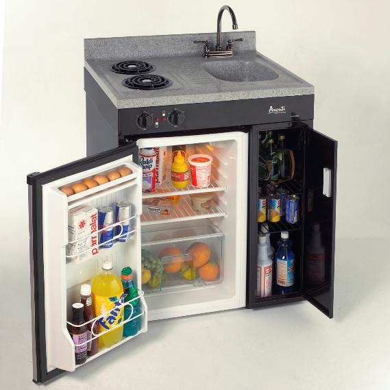 Avanti Mini Kitchen: ADA Handicap Kitchens