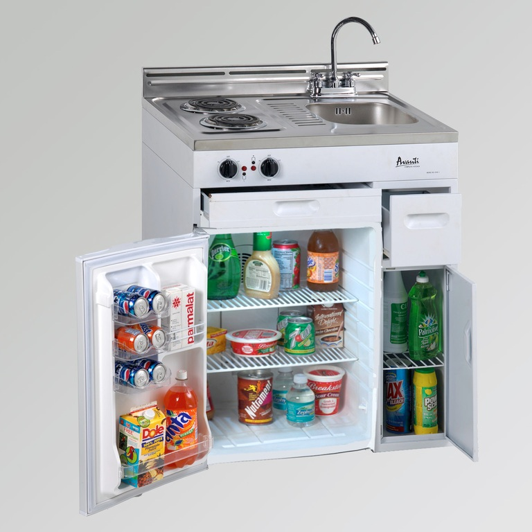 Compact Kitchens All In One: ADA Handicap Kitchens