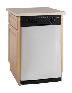 avanti 18 inch dishwasher