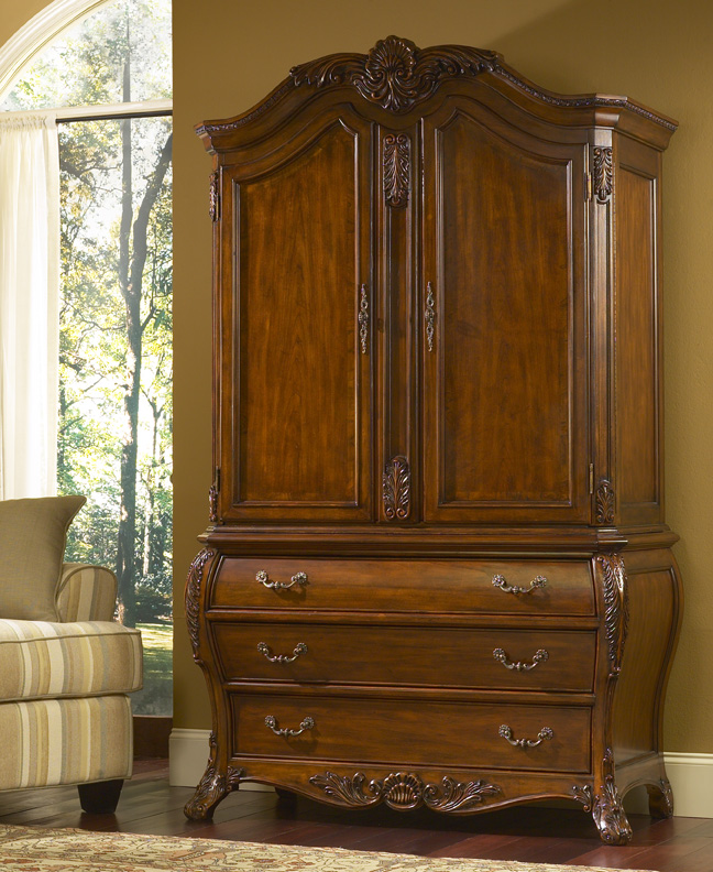 King George Bedroom Furniture Set Collection   Request a FREE Quote Click on photo to enlarge