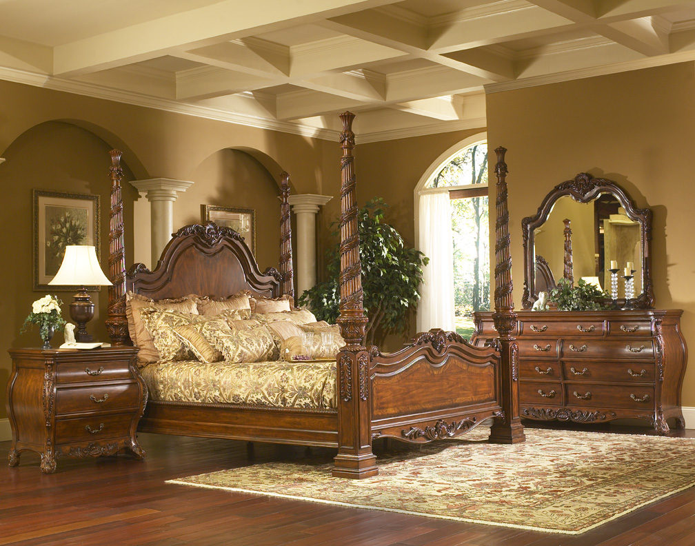 King GeorgeBedroom Furniture Set Collection - Request a FREE Quote