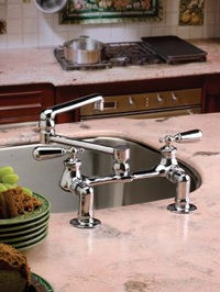 chicago faucets kitchen chicago faucets 10989