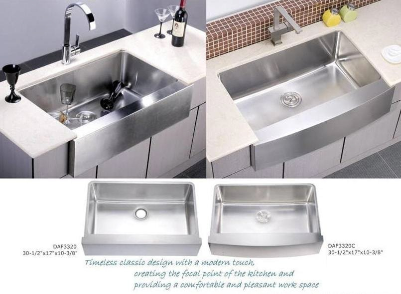 Dawn Combo Sink Combo Kitchen Sink