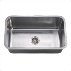 Dawn kitchen sinks dawn bar sinks dawn sinks and accessories asu106 40300 single bowl undermount workwithnaturefo