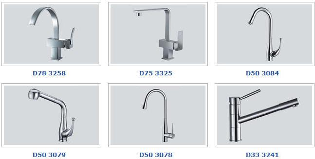 Dawn Kitchen Faucets | Dawn Kitchen Faucet | Dawn USA Faucet