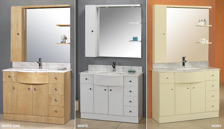European Style Bathroom Vanity
