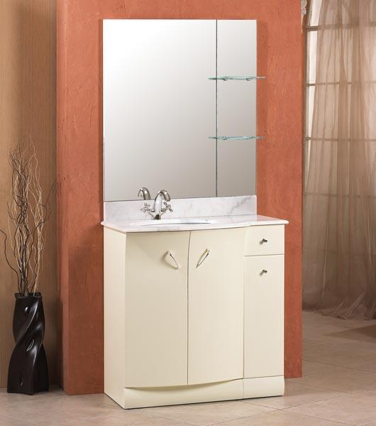 ceramic bathroom vanity set dlvrb31586
