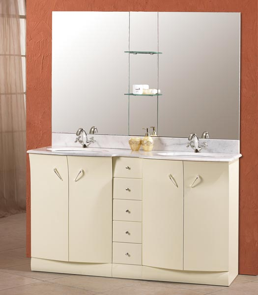 ceramic bathroom vanity set dlvrb313
