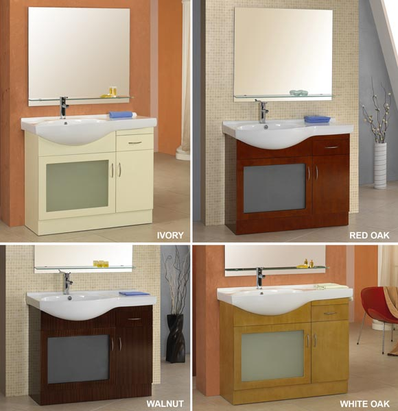 23 Popular Bathroom Vanities European Style