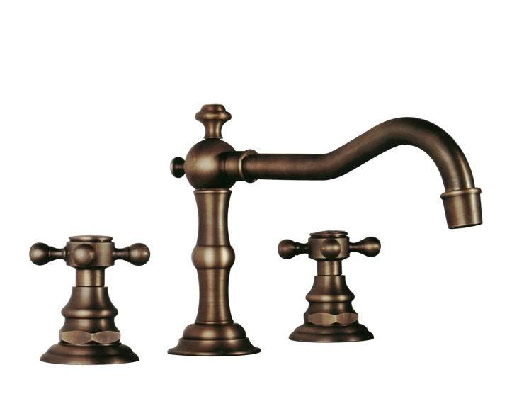 Vanity accessories for Victorian style bathroom faucets
