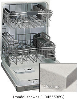 how to clean food trap dishwasher