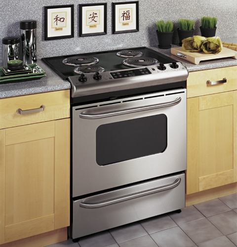 Electric Kitchen Stove ada electric range | ada gas range