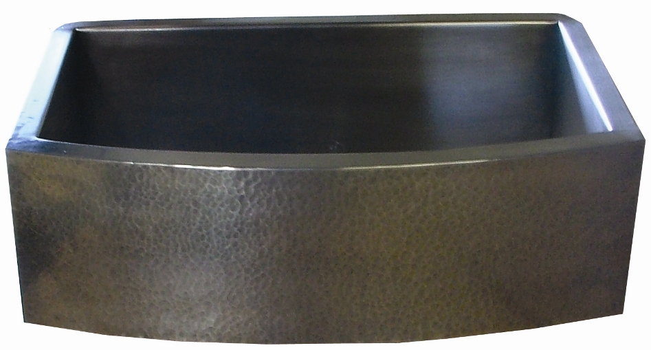 ... Stainless Steel Hammered Copper And More Farm Sinks Farmer Sinks Mind S  Eye · Stainless ...