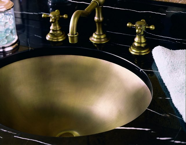 brass bathroom sink furniture sink chests and consoles 12159