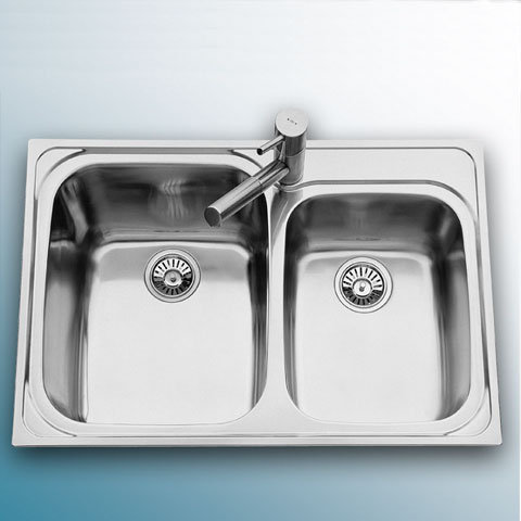 D8 11 Interlaken Stainless Steel Kitchen Sink With 3 Holes 33 X22 Topmount 10 702 00 Ea Sink Specifications