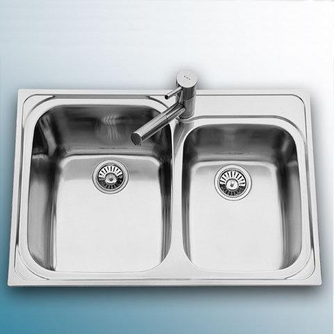 Kitchen Sink Specifications Kwc sinks d811 interlaken stainless steel kitchen sink with 3 holes 33x22 topmount 10 70200 ea sink specifications workwithnaturefo