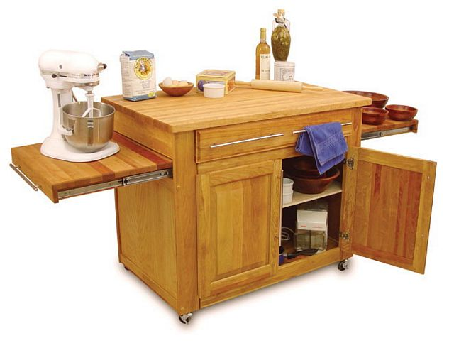 Kitchen Carts & Trolleys