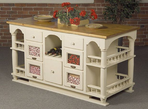 Kitchen island cabinets for Kitchen island cabinets