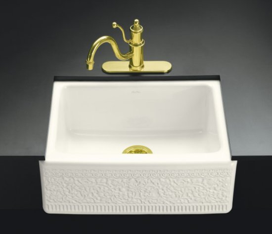 Kohler Kitchen Sinks | Fireclay Kitchen Sinks | Decorative Kitchen ...