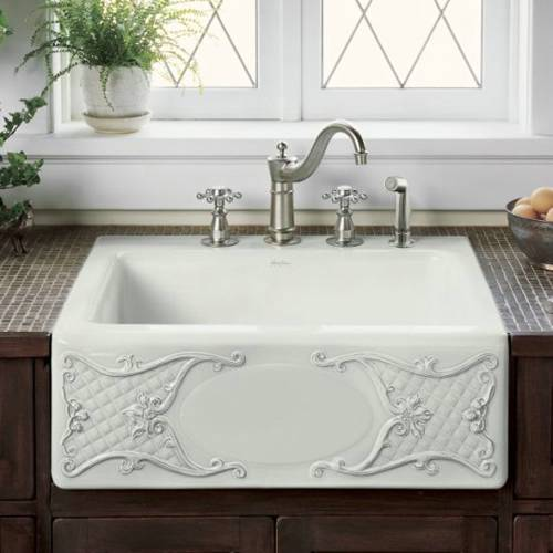 Kohler Kitchen Sinks : Kohler Kitchen Sinks Fireclay Kitchen Sinks Decorative Kitchen ...