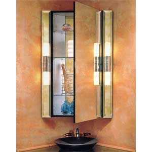Charmant With Sizes Up To 43 3/8 In. Tall And 19 1/4 In. Wide, The All Aluminum  Cabinet Works As Well In A Master Bathroom As It Does In A Powder Room.