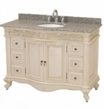 48 inch mary sink vanity