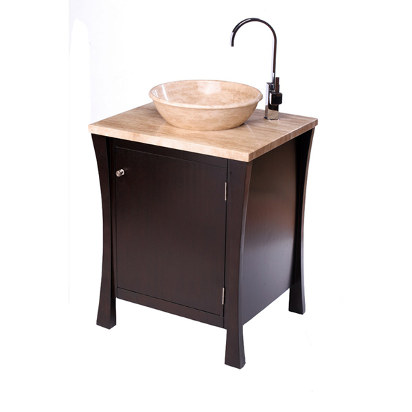 26 inch beth vanity vessel sink vanity transitional style vanity 22 inch wide bathroom vanity with sink
