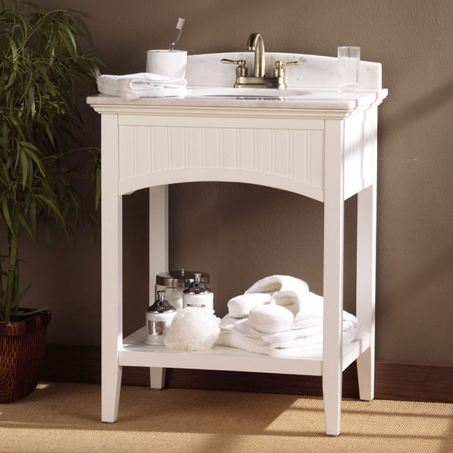 27 Inch Bathroom Vanities: 27 Inch Sunny Vanity