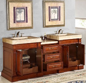 Modular Collection Vanity   Click On Photo ...