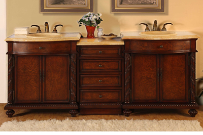 84 inch bathroom vanity my web value for Bathroom cabinets 84 inches