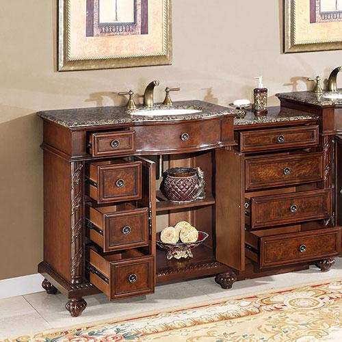 Price 1542 00 Sale Price 1181 00  90 Inch Marley Vanity Extra Large Sink  Chest. 90 Inch Bathroom Vanity