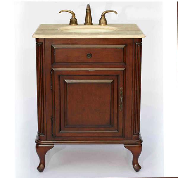 Single vanities p2 single sink vanities single sink for Single kitchen cabinet