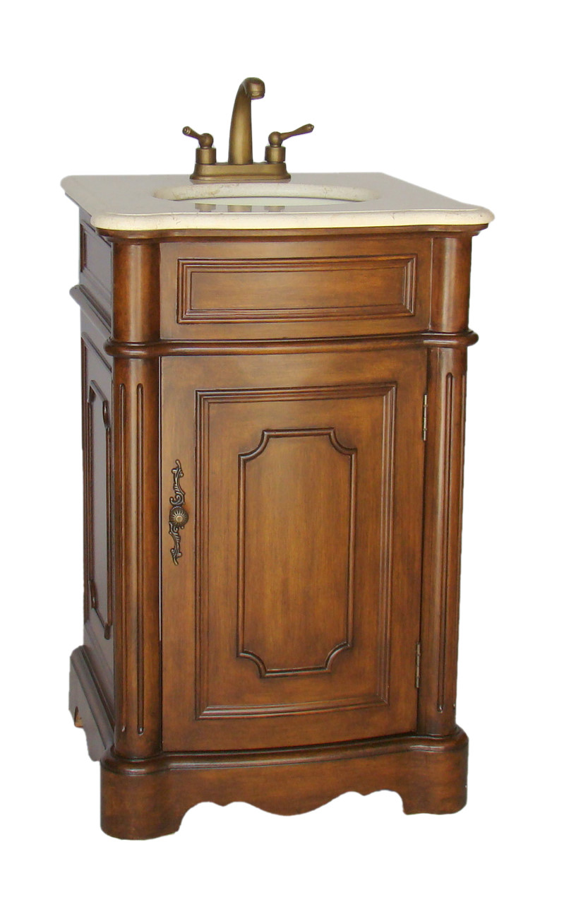 bathroom vanities sink 21 inch vira vanity space saving vanity powder room sink 11906
