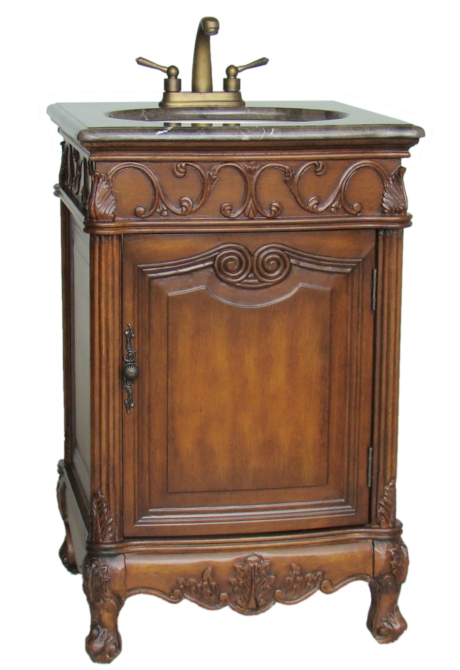 12 Inch To 29 Inch Wide Vanities Single Sink Cabinet Limited Space Vanity