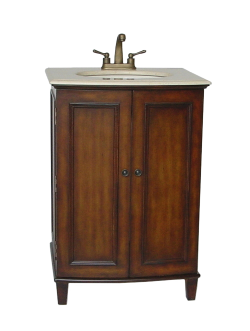 Unique Hi Mih, The Vanity Is Recessed Approximately 25 Inches The Footprint Will Be Approximately 24 Inches Wide X 19 Inches  And Decor At Overstockcom You Dont Have To Knock Out Walls, Rip Up Tile, And Redo Plumbing To Have A Bathroom