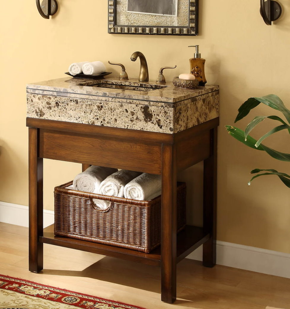 12 Inch to 29 Inch Wide Vanities | Single Sink Cabinet ...
