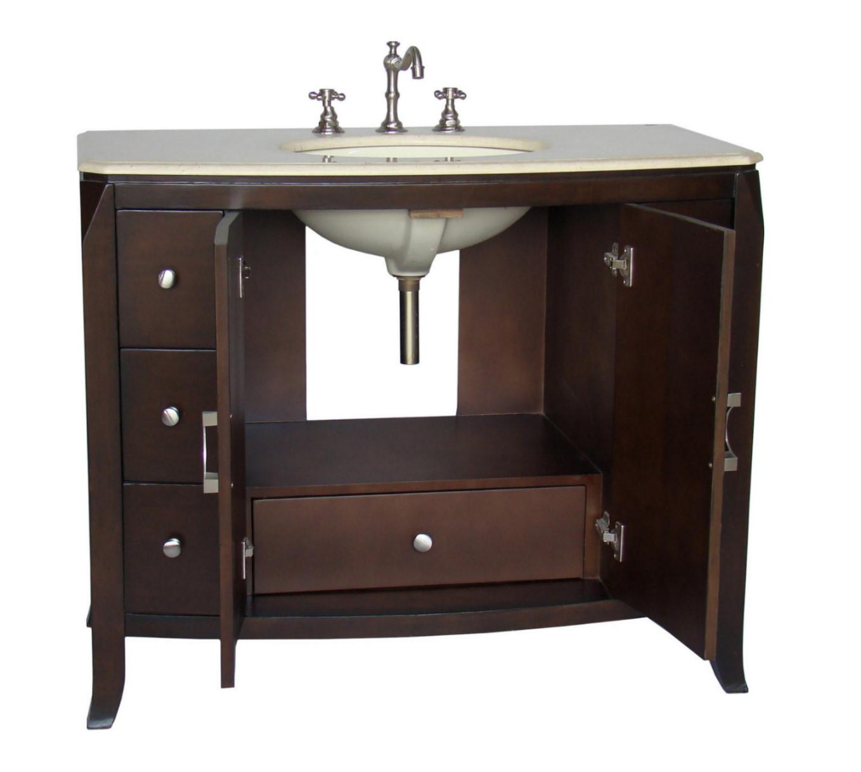 30 inch to 48 inch vanities single bathroom vanities for 40 inch kitchen cabinets
