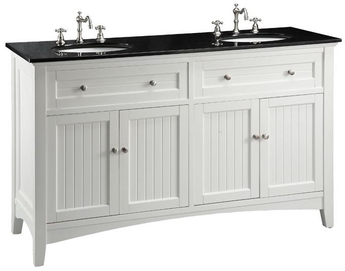 Thomasville Cottage Style Bathroom Vanity Sink