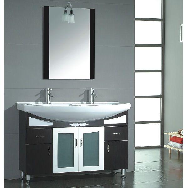 47 Inch Exum Vanity Space Saving Vanity Compact Double