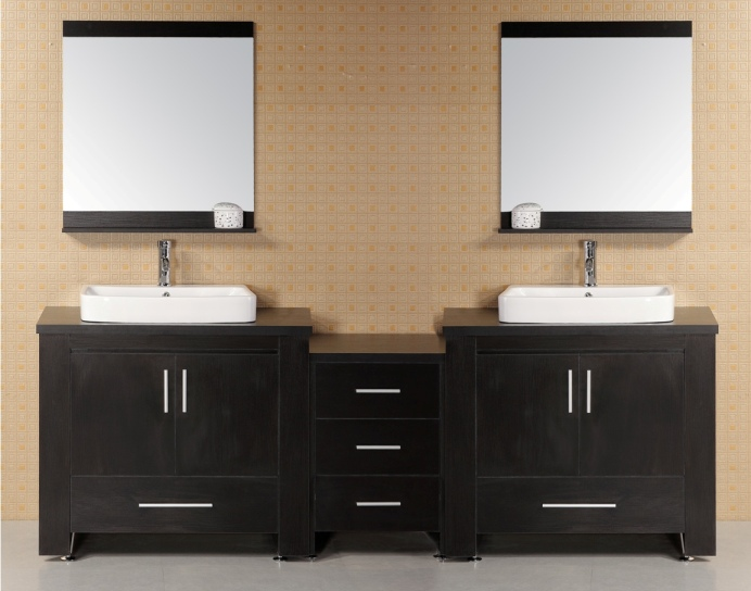 80 inch and over vanities | bathroom sink vanities | double sink