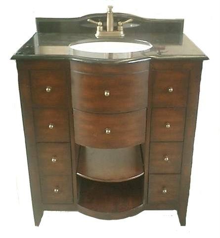 30 Inch To 48 Inch Vanities Single Bathroom Vanities Single Sink Vanity