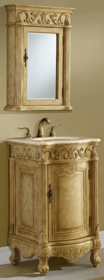 12 Inch To 29 Inch Wide Vanities | Single Sink Cabinet | Limited Space  Vanity