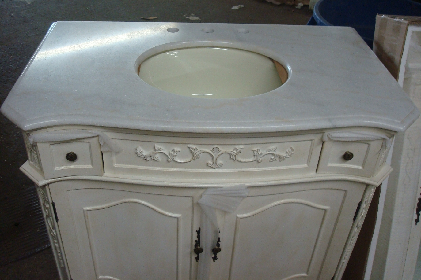 Traditional Sink Cabinet Euro Classique Bathroom Vanities