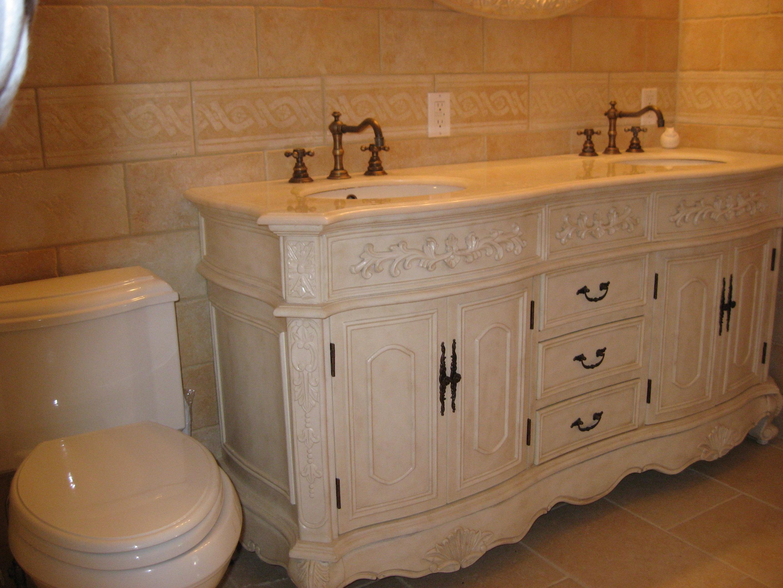 victorian style vanity set. Antique Victorian Style Vanity  Kara Double